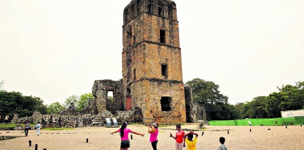La Ritirata celebra los 500 años de la fundación de Panamá Viejo