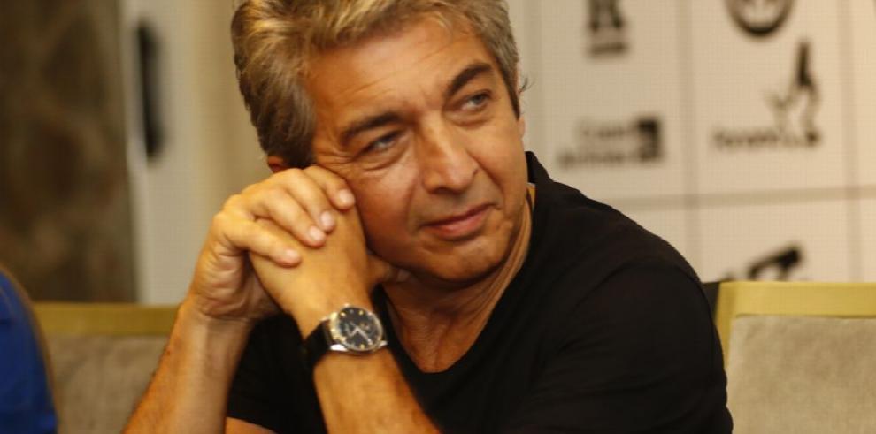 Ricardo Darín: 'El cine debe buscar la calidad para emerger'