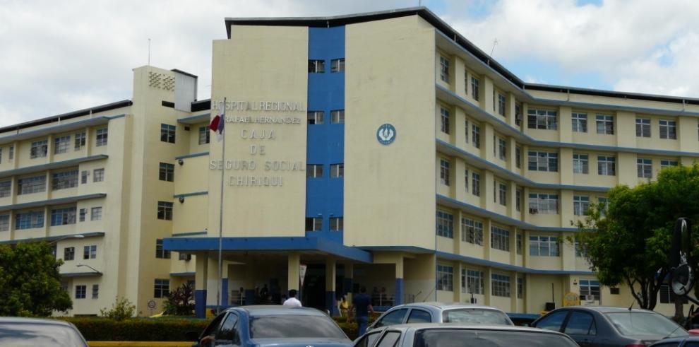 Hospital Rafael Hernández de David suspende cirugías ante casos de AH1N1