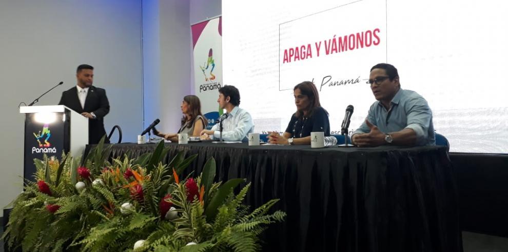 Mariano Rivera, imagen publicitaria que promueve el turismo panameño