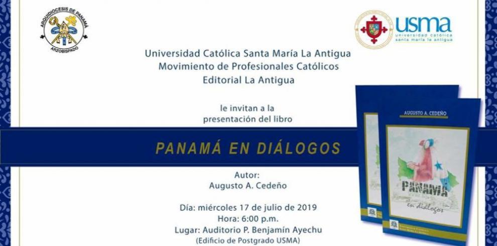'Panamá en diálogos', una obra literaria