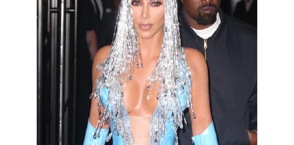 Famosos se atiborraron a McDonald's por cortesía de Kim Kardashian tras la gala del Met