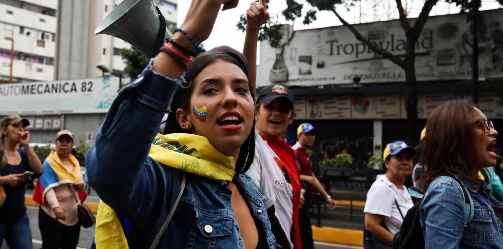 ONG venezolana informa de 43 detenidos y