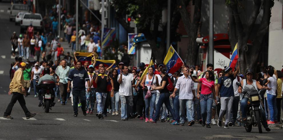 Grupo del exilio venezolano pide a Estados Unidos