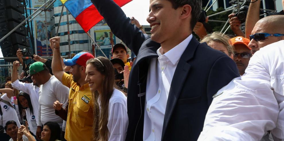 Panamá junto a Grupo de Lima reconoce autoproclamación de Guaidó