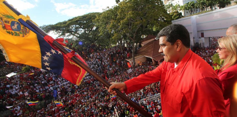 Maduro dice que la Justicia debe