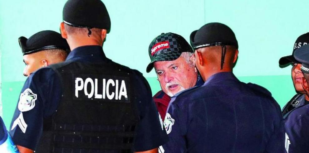 Testigo del Consejo de Seguridad comparece en juicio contra Martinelli