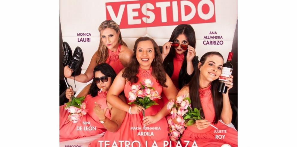 Una comedia irreverente en el Teatro La Plaza