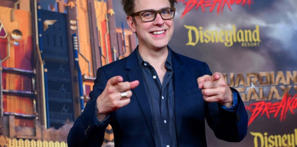 Disney recupera a James Gunn para