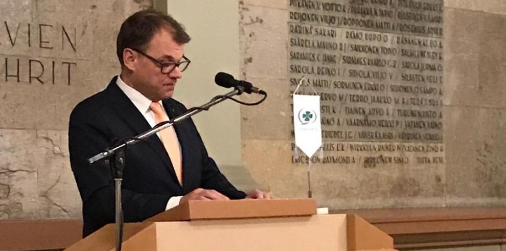 Renuncia el gobierno de centro-derecha de Finlandia