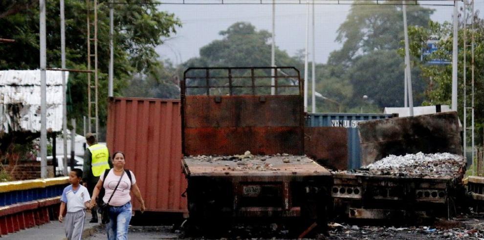 Aumentan las dudas sobre la 'ayuda humanitaria' en Venezuela