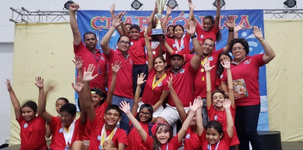El Justo Arosemena se corona campeón del torneo Chapuzón 2019