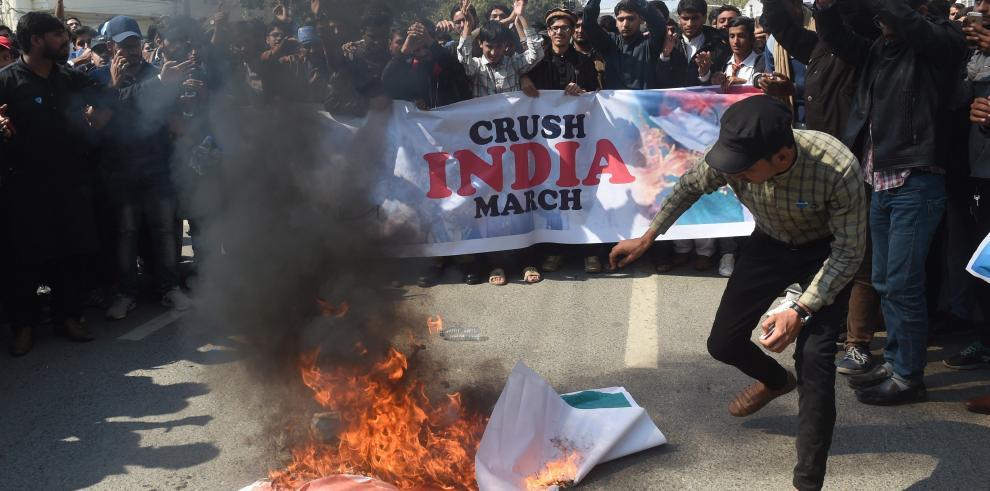 La ONU pide a la India y Pakistán rebajar la tensión de forma urgente