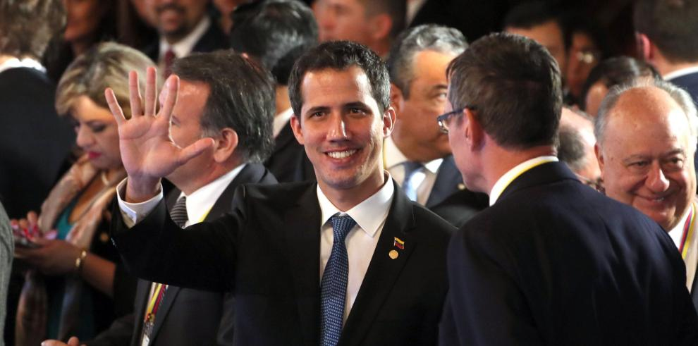 Guaidó se reunirá con Bolsonaro en Brasilia este jueves