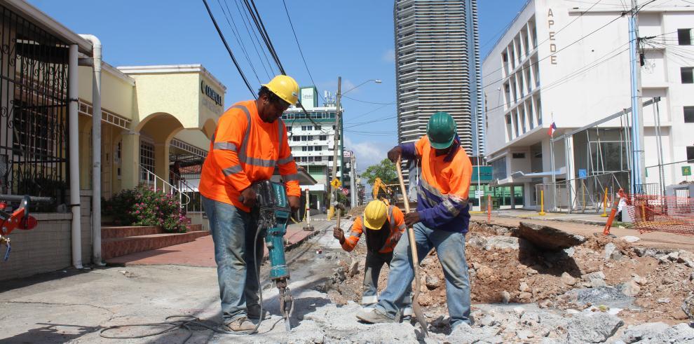 Los proyectos de rehabilitación de 262 calles de la capital costaron $34 millones