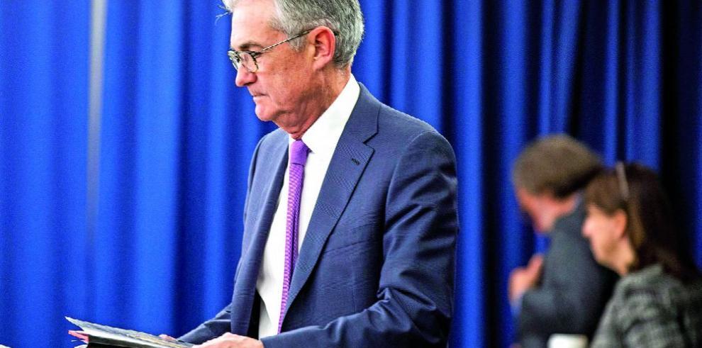 La FED advierte de riesgos en la economía de Estados Unidos