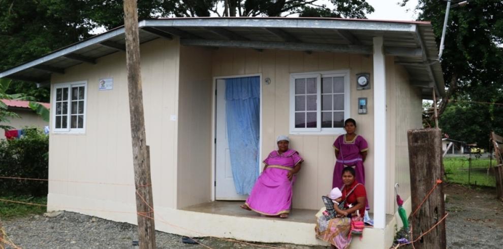 Techos de Esperanza cumple con entrega de más de 4 mil viviendas