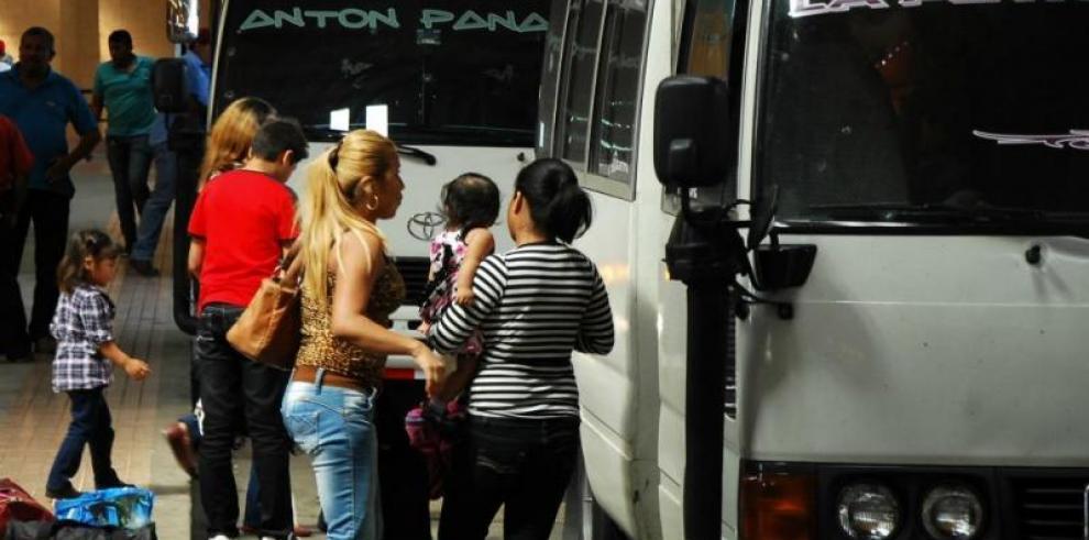 Transportistas del interior rechazan cambios a ley que beneficia a jubilados