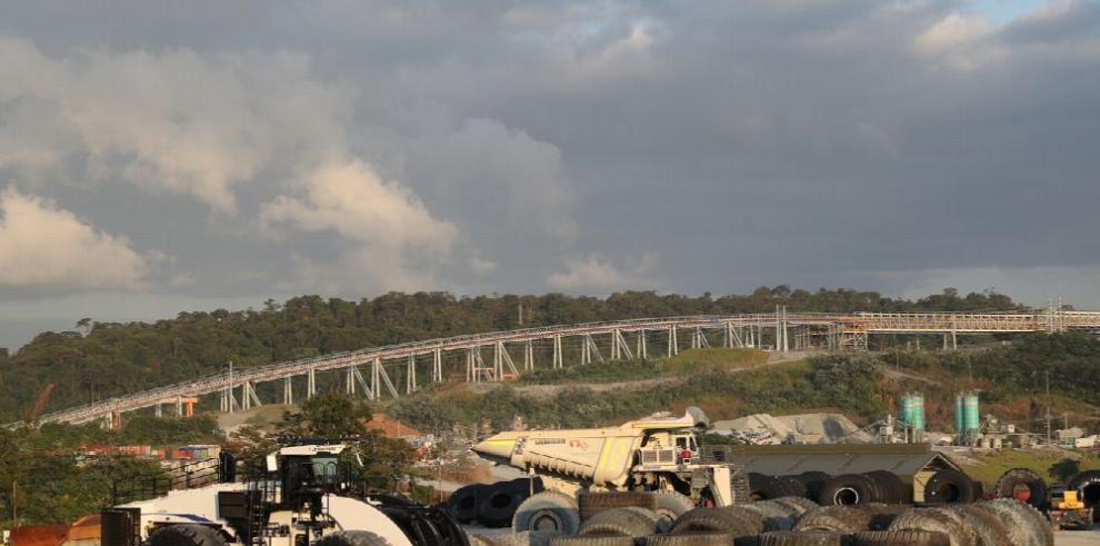Cobre Panamá espera exportar $2 mil millones por año