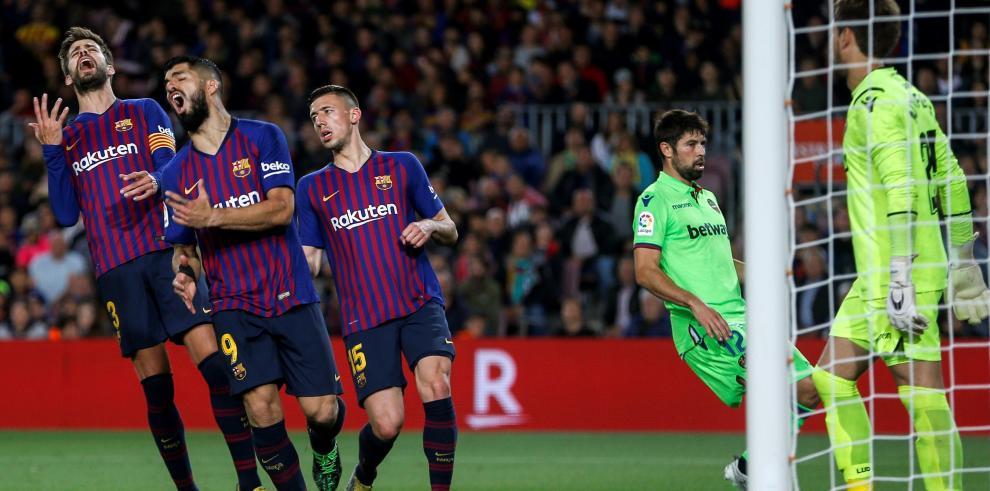 Messi proclama al Barcelona campeón de LaLiga Santander