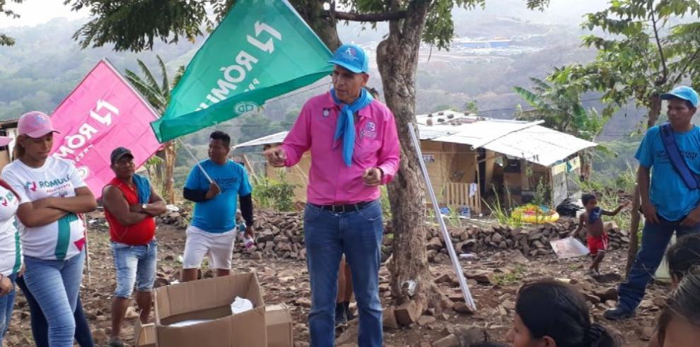 'Auditaré a la junta comunal del corregimiento de Ancón', Bustamante