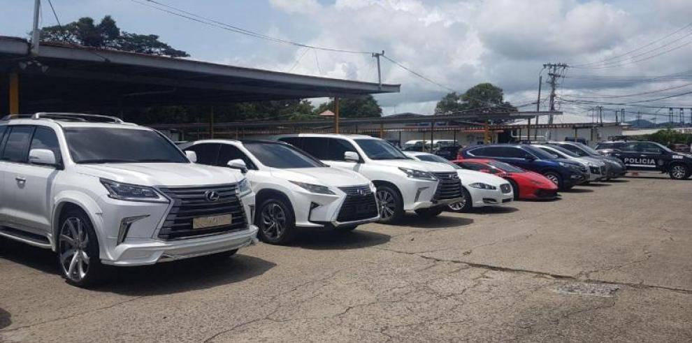 El martes 30 de abril, el MEF subastará cuatro carros del caso 'El Gallero'