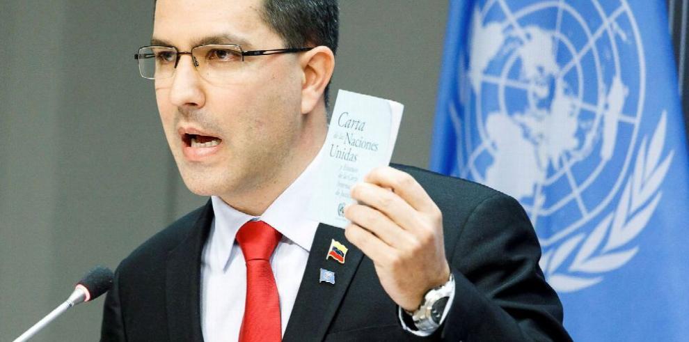 Washington sanciona a canciller venezolano