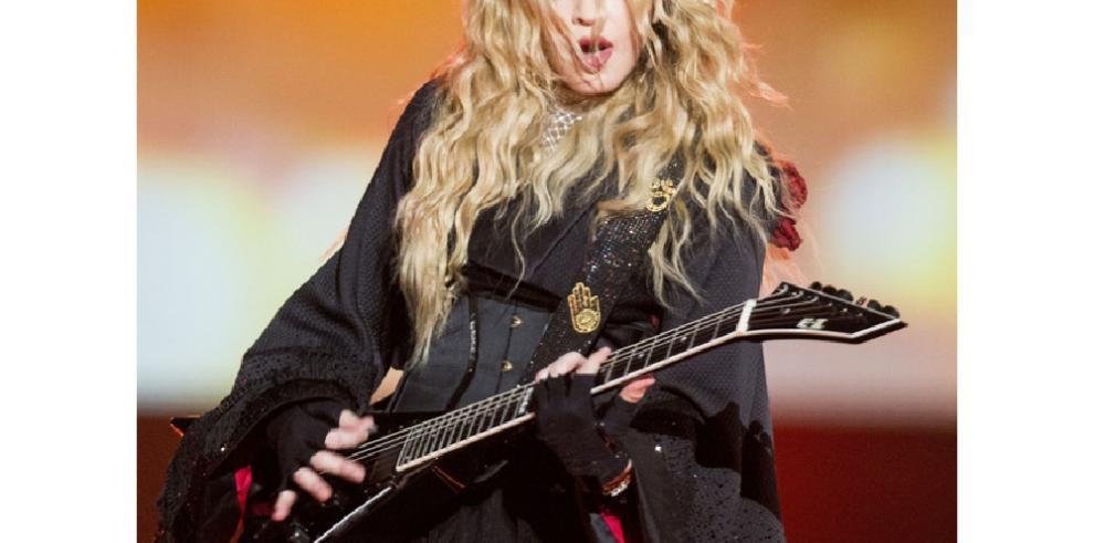 Tachan a Madonna de 'prostituta' por actuar en Israel