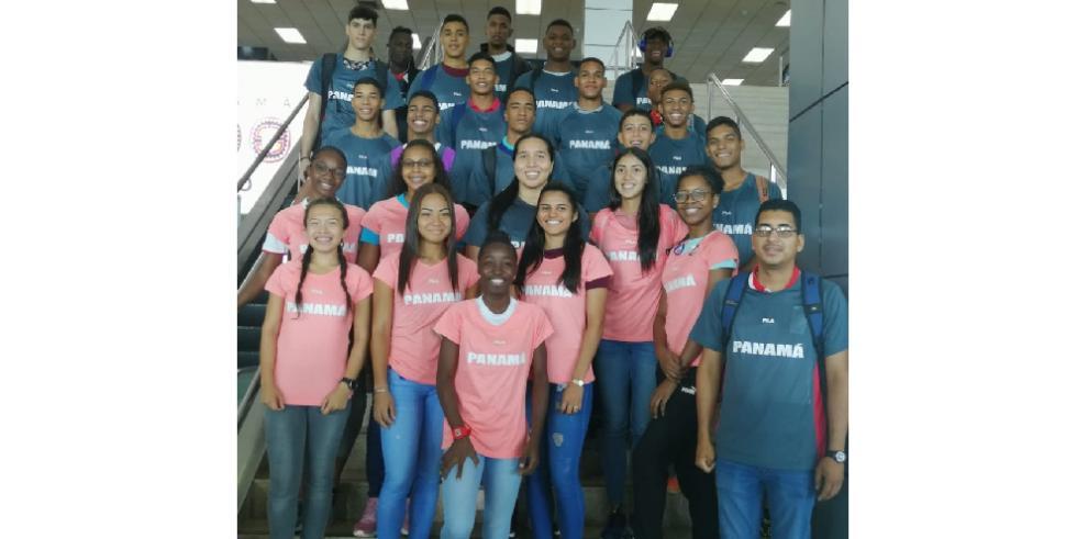 Panamá brilla en el Centroamericano de atletismo juvenil