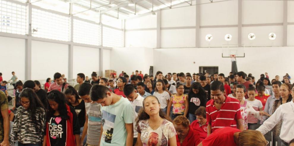 Panamá se unió a la Vigilia Mundial de Oración por los fallecidos del Sida