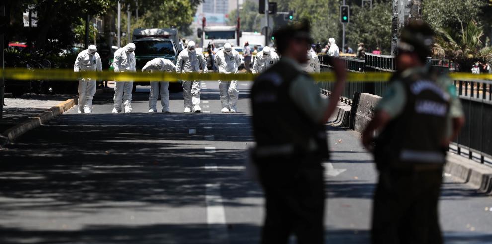 Grupo terrorista anuncia nuevas acciones tras explosión en Chile