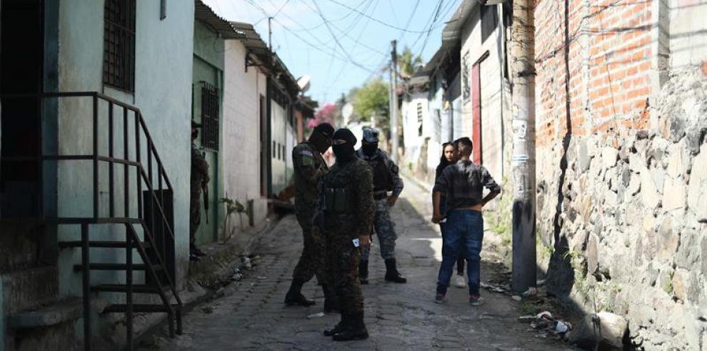 Tiroteo con la Policía deja a cabecilla de MS13 muerto en El Salvador