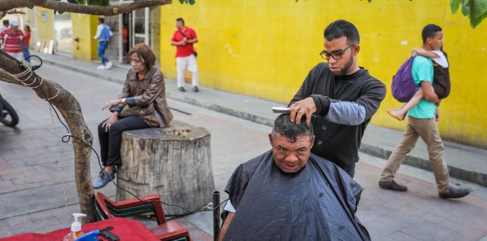 'El Rebusque', un oficio de muchos venezolanos