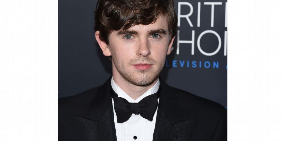 Freddie Highmore protagonizará Way Down
