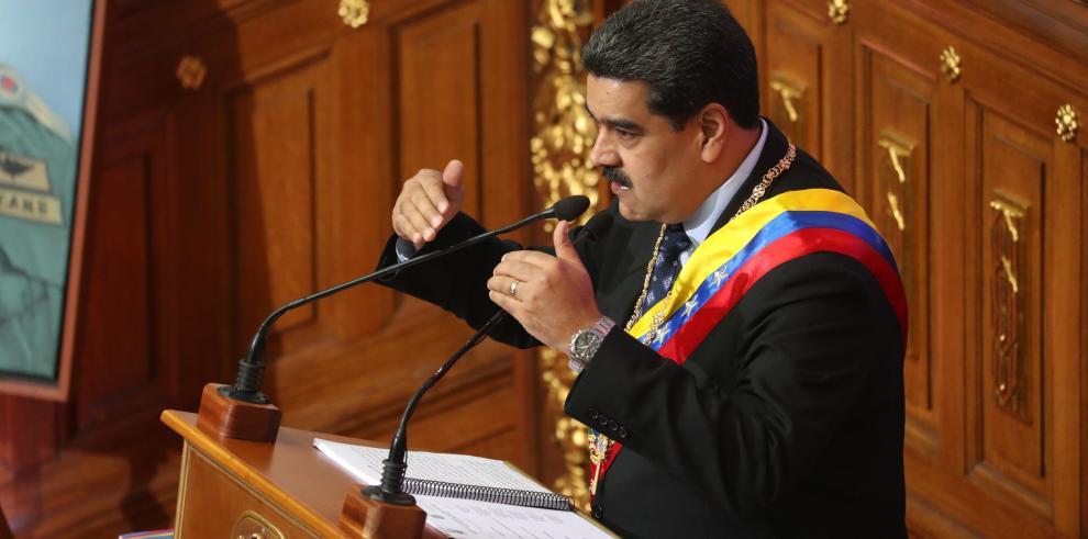 Maduro dice que castigará con