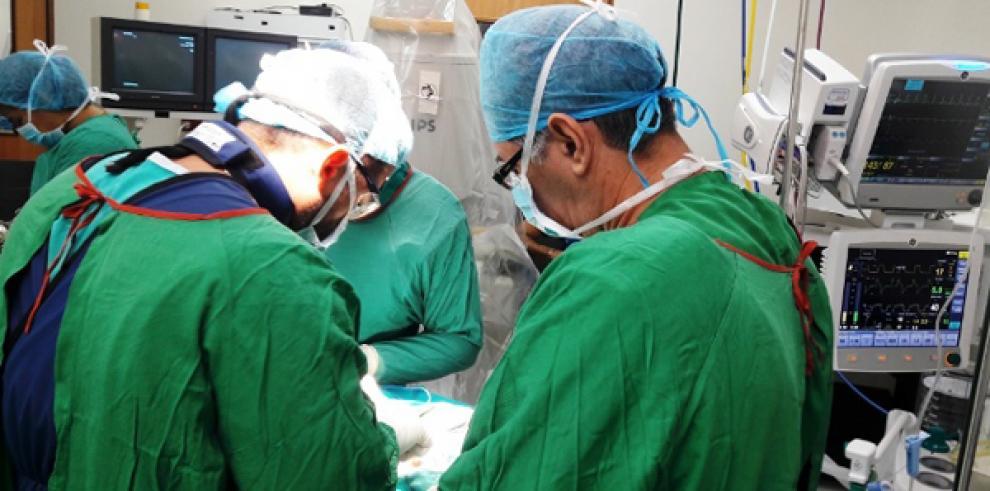 Hospital de Chepo realizó la primera cirugía de columna cervical