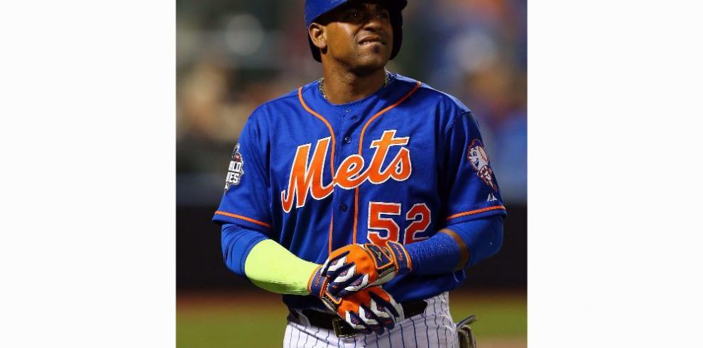 Los Mets están a la espera de Yoenis Céspedes