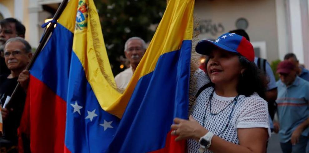 Panamá ofrece colaborar para envío de alimentos a los venezolanos
