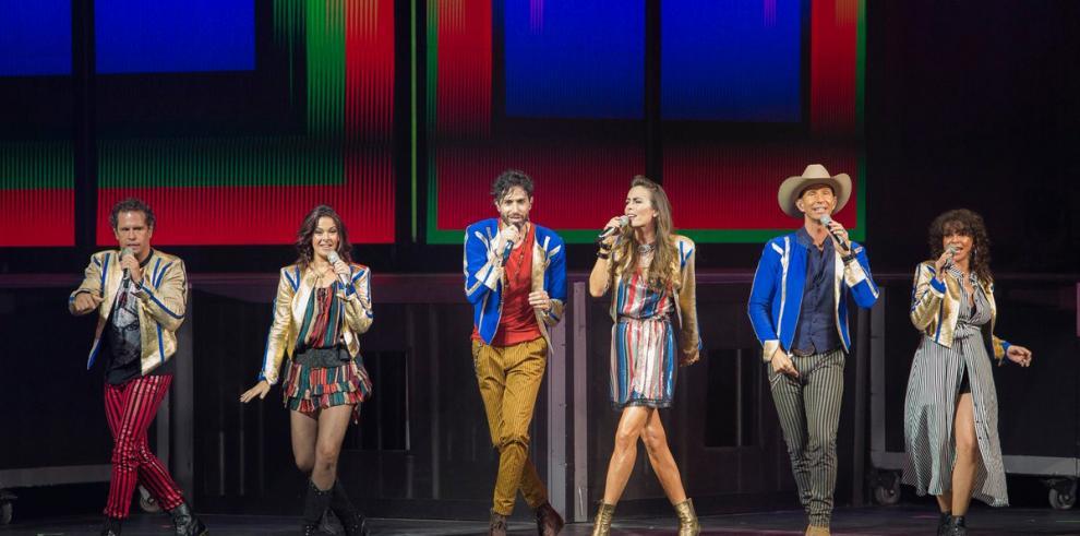 El grupo mexicano Timbiriche se despide tras 37 años cosechando éxitos