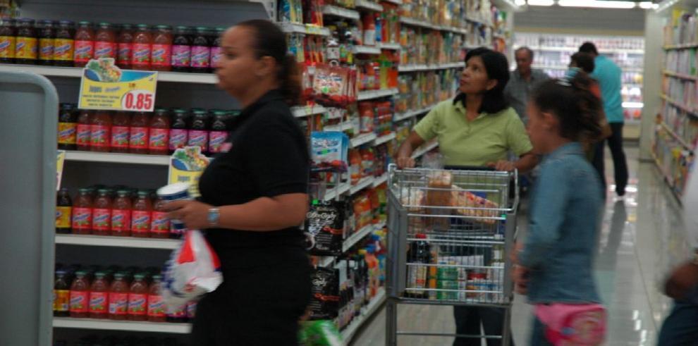 Tasa de inflación en Panamá se contrae 0.3%