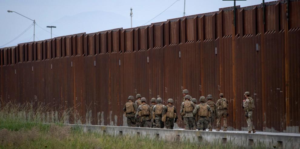 México reconoce encuentro con soldados de EEUU en territorio estadounidense