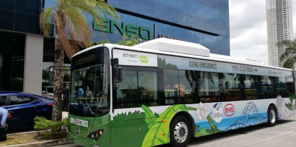 Panamá pone a prueba el transporte eléctrico
