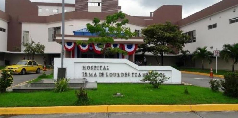 Cirugías electivas están suspendidas en el Hospital Irma De Lourdes Tzanetatos