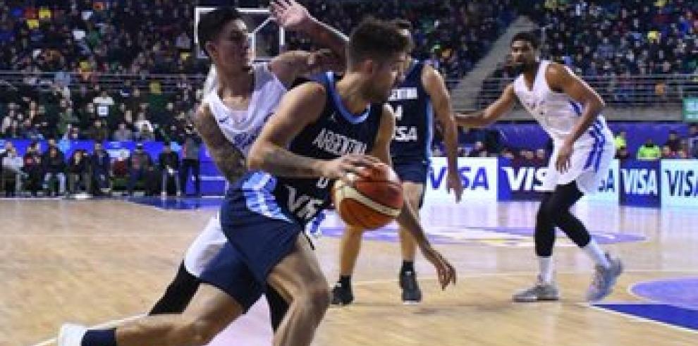 Argentina derrotó a Puerto Rico en su despedida previa a los Panamericanos