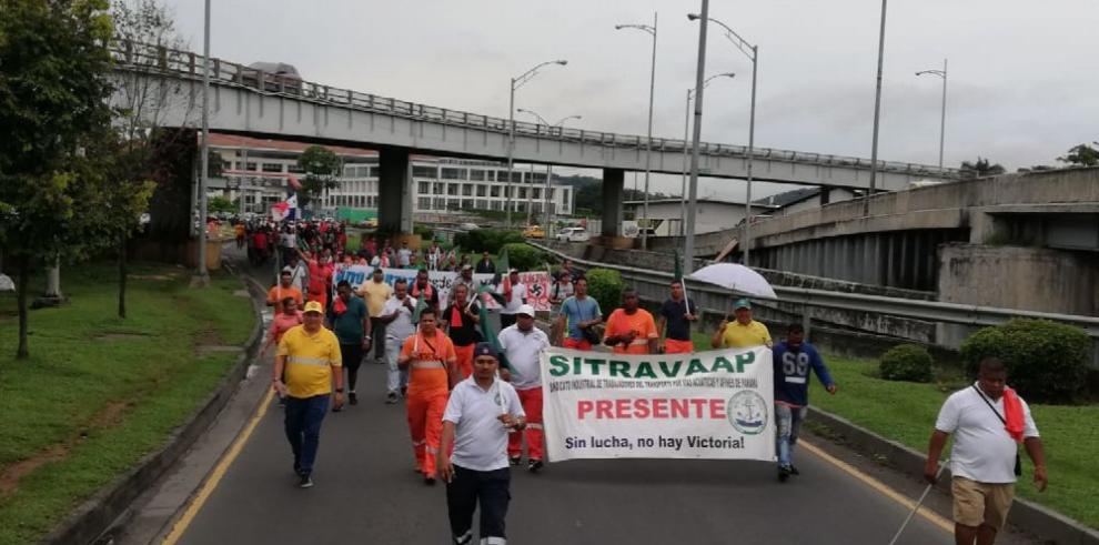 Paro de trabajadores de PPC 'no genera los efectos que establece una huelga legal'