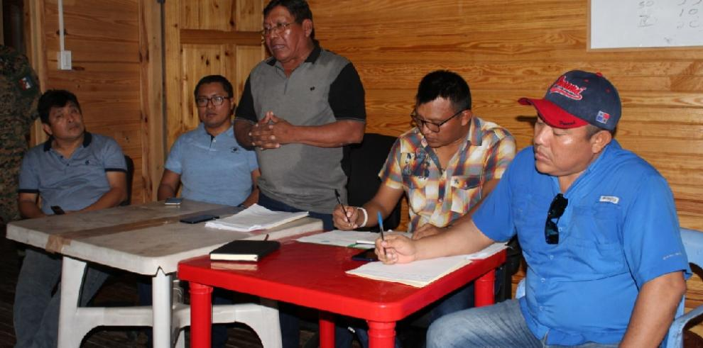 Consejo Comarcal de Guna Yala realiza primera reunión de coordinación