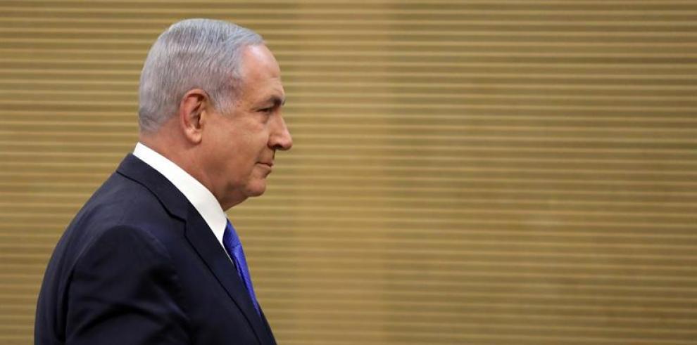 Netanyahu fracasa en formar gobierno, Parlamento convoca a nuevas elecciones