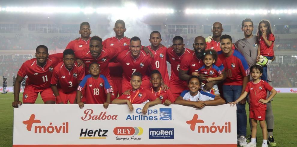 Panamá y País Vasco terminaron tablas en despedida de seleccionados