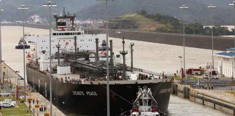 Japón desplaza a China como segundo usuario del Canal
