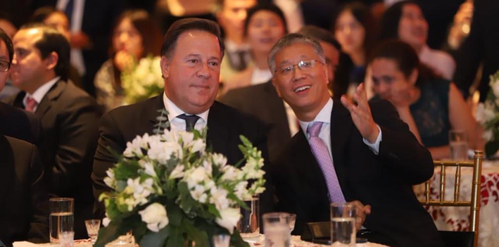 Panamá y China celebran segundo aniversario